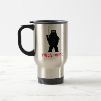 Ninja Hippo Travel Mug
