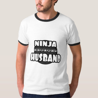 Ninja Husband T-Shirt