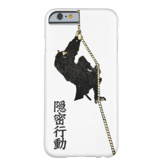 Ninja iPhone Barely There iPhone 6 Case