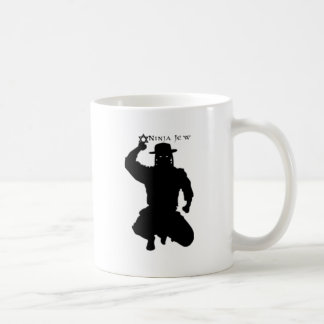 Ninja Jew Coffee Mug