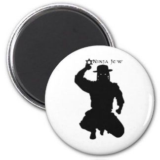 Ninja Jew Magnets