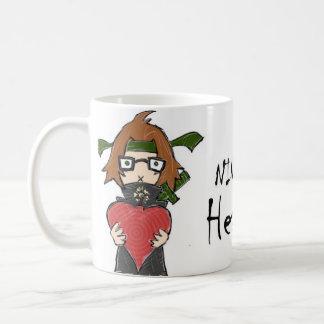 Ninja Jutsu No.5 Coffee Mug