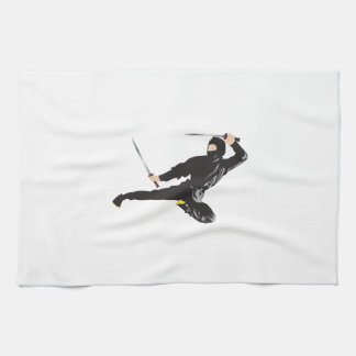 Ninja Kick Kitchen Towel