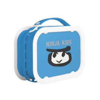 NINJA KIDS lunch box