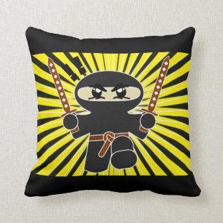 Ninja kids pillow