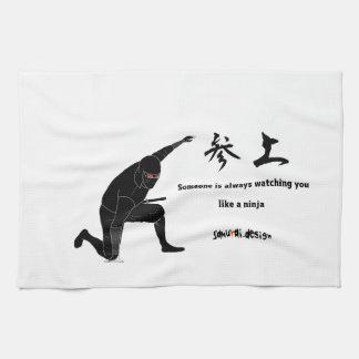 Ninja Kitchen Towel