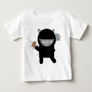 ninja kitty baby T-shirt