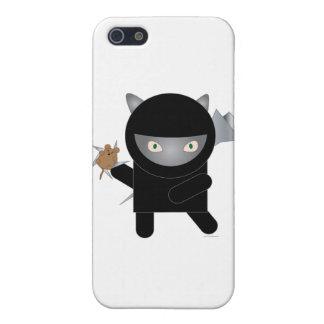 Ninja Kitty iPhone 5 Cases