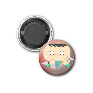 NINjA Refrigerator Magnet