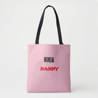 Ninja Nanny bag