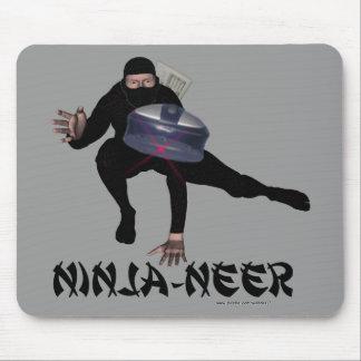 Ninja-neer Mousepad