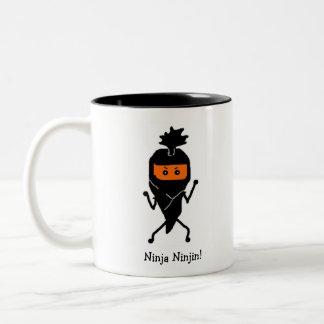 Ninja Ninjin Mug