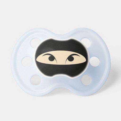 Ninja Baby Pacifiers