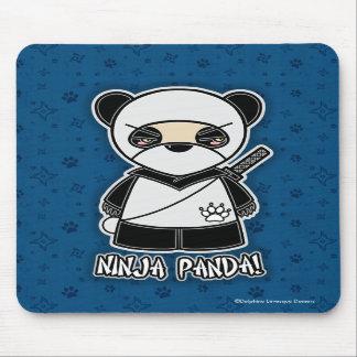 Ninja Panda! Mousepad