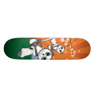 Ninja Panda Skateboard