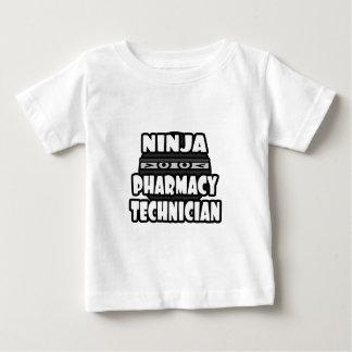 Ninja Pharmacy Technician Baby T-Shirt