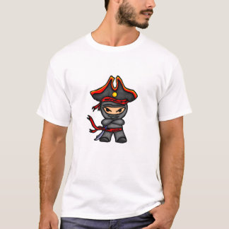 Ninja Pirate T-Shirt