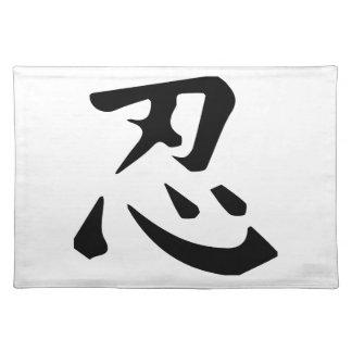 Ninja Placemat