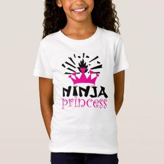 Ninja Princess girls t-shirt