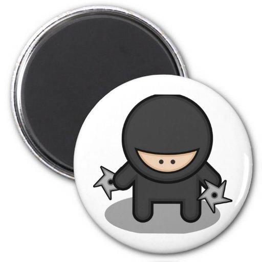Ninja Skillz Fridge Magnet