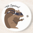 Ninja Squirrel Coaster