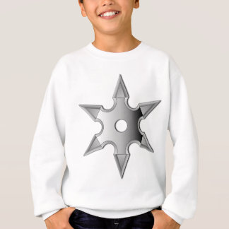 Ninja Star Sweatshirt