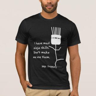 Ninja Stickman T-Shirt