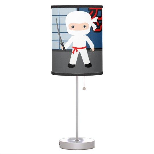 Ninja Table Lamp