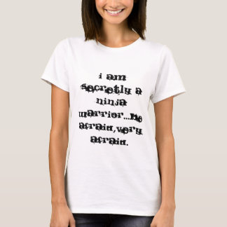 Ninja warrior T-Shirt