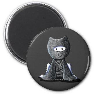 Ninja Westie Magnet