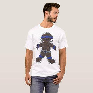Ninjabread Man (Blue) T-Shirt