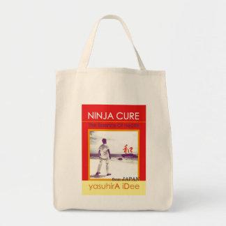 #NinjaCure Tbag0.1 Tote Bag