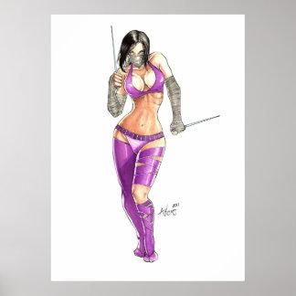 NinjaGirl Poster