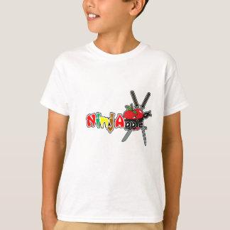 NinjApple Nobu character T-shirts