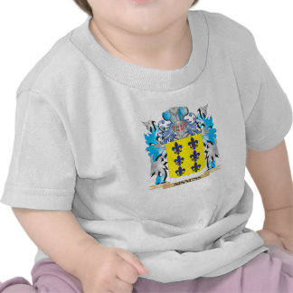 Ninness Coat of Arms - Family Crest Tee Shirt