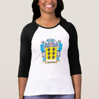 Ninness Coat of Arms - Family Crest Shirt