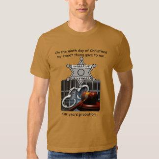 Ninth Day Redneck Christmas Shirt