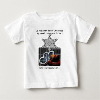 Ninth Day Redneck Christmas T-shirts