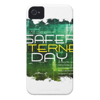 Ninth February - Safer Internet Day iPhone 4 Cover