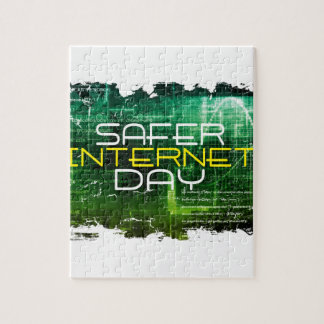 Ninth February - Safer Internet Day Jigsaw Puzzle
