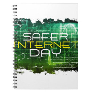Ninth February - Safer Internet Day Notebook