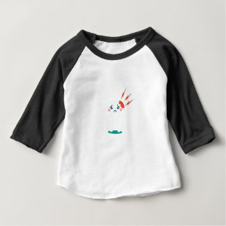 Ninth February - Toothache Day - Appreciation Day Baby T-Shirt