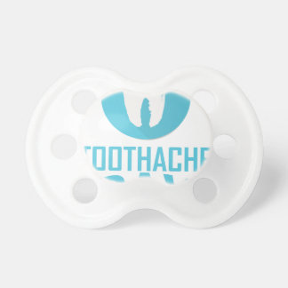 Ninth February - Toothache Day - Appreciation Day Pacifier