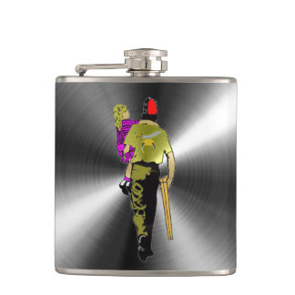 Nip Time Hip Flask