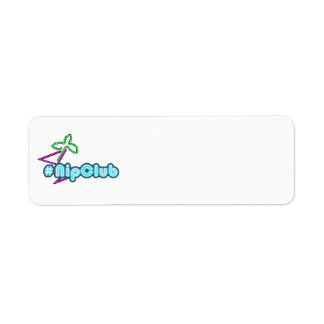 NipClub Return Address labels