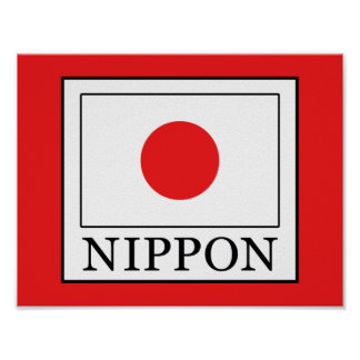 Nippon Poster