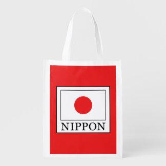 Nippon Reusable Grocery Bag