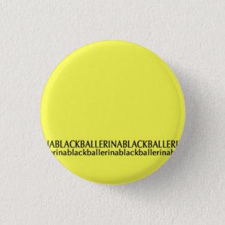 Nirvana_Ballerina 1 Inch Round Button