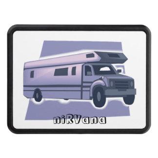 "niRVana Class C Motorhome 2"" Trailer Hitch Cover"