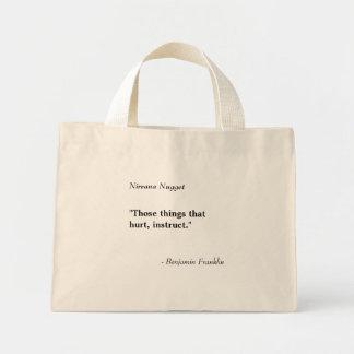 Nirvana Nugget - Bag Template